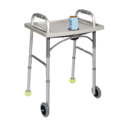 Universal Walker Tray w/ Cup Holder