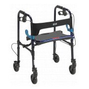 Clever-Lite Walker w/ Seat and Loop Locks