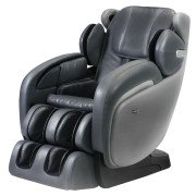 Apex Pro Ultra Massage Chair - Grey - Front Angle View