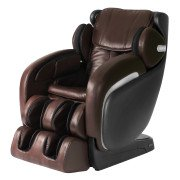 Apex Pro Ultra Massage Chair - Brown - Front Angle View