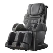 Osaki Japan 4D Premium Massage Chair - Black  - Front Angle View
