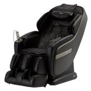 Titan OS-Pro Summit Massage Chair - Black  - Front Angle View