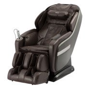 Titan OS-Pro Summit Massage Chair - Brown - Front Angle View