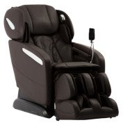 Osaki Pro Maxim Massage Chair - Brown - Front Angle View
