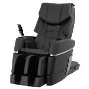 Kiwami 4D-970 Japan Massage Chair - Black - Front Angle View