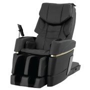Kiwami 4D-970 Japan Massage Chair - Black - Front Angle View