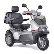 AFISCOOTER S3 Standard 3-Wheel Silver