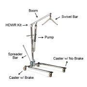 Hoyer C-HLA Parts