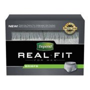 Depend Real Fit Briefs For Men