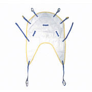 U-Shaped Disposable Sling w/ Head Support (10 Pack)