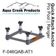 Anchor Kit, Quick Attach, 4-point