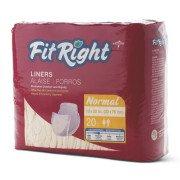Medline FitRight® Liners
