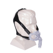 Hybrid Universal Full Face CPAP Mask and Headgear