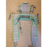 Invacare Dress High Toileting Sling - Large