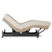 Sleep-Ezz Deluxe Bariatric Queen Massage XL Adjustable Bed (Wired)