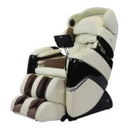 Osaki 3D Pro Cyber Massage Chair - Cream - Front Angle View