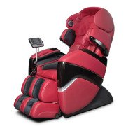Osaki 3D Pro Cyber Massage Chair - Red - Front Angle View