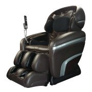 Osaki 7200CR Massage Chair - Brown - Front Angle View