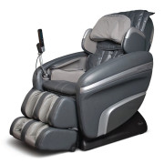 Osaki 7200H Massage Chair - Charcoal - Front Angle View
