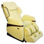 Osaki 3700 Massage Chair - Cream - Front Angle View