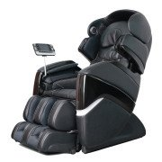 Osaki 3D Pro Cyber Massage Chair - Black  - Front Angle View