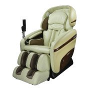 Osaki 3D Pro Dreamer Massage Chair - Cream - Front Angle View