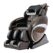 Osaki 4000T Massage Chair - Charcoal - Front Angle View
