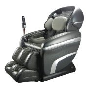 Osaki 7200CR Massage Chair - Charcoal - Front Angle View