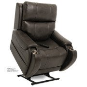 Pride VivaLift!® Atlas - Infinite Position Lift Chair - PLR-985 - Badlands Fabric - Steel