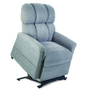 Golden - PR535 Comforter - 3 Position Power Lift Chair Recliner with Chaise - Oxford