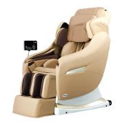 Titan Pro Executive Massage Chair - Cream - Front Angle View