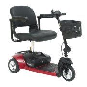 Pride Go-Go Ultra X 3-Wheel Red