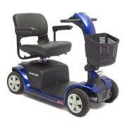 Pride Victory 9 4-Wheel Blue