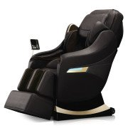 Titan Pro Executive Massage Chair - Black - Front Angle View