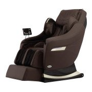 Titan Pro Executive Massage Chair - Brown - Front Angle View