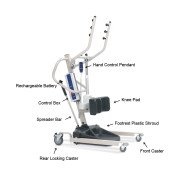 Invacare RPS350 Parts