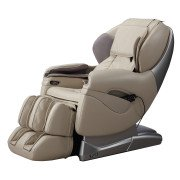 Titan OS-8500 Massage Chair - Beige - Front Angle View