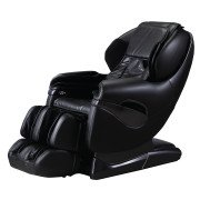Titan OS-8500 Massage Chair - Black - Front Angle View