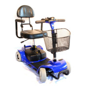Zip'r Roo 4-Wheel Blue