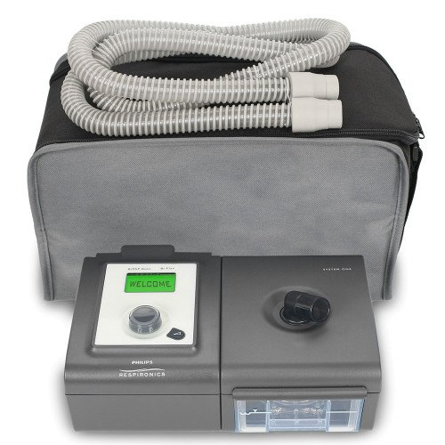 Respironics Pr System One Remstar Cpap Machine And Humidifier