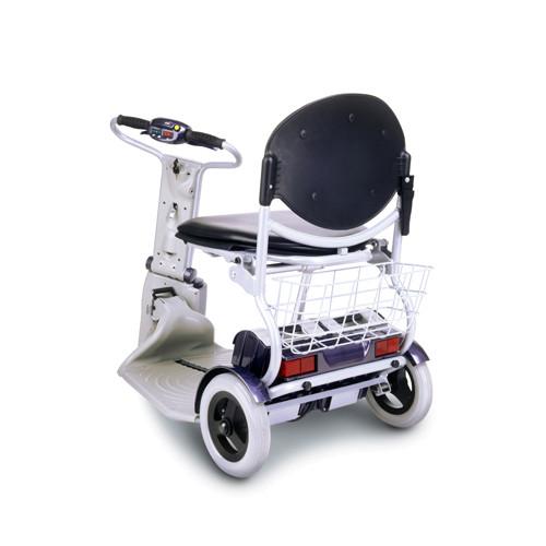 Afikim Caddy Folding 3 Wheel Scooter