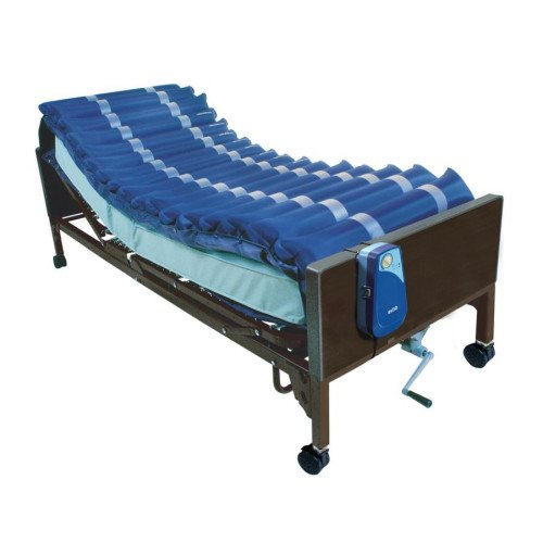 Drive Medical 5 Quot Med Aire Low Air Loss Mattress Overlay System With App