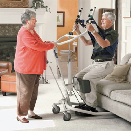 Invacare Get U Up Hydraulic Stand Up Lift