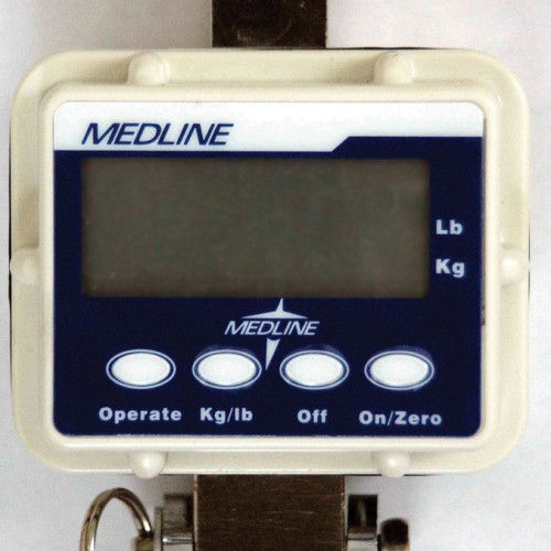 Medline Patient Lift Scale Mdselscale