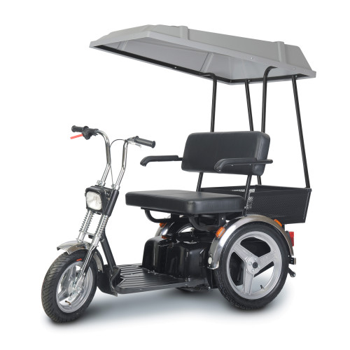 ... Afikim SE 3-Wheel Scooter with Canopy  sc 1 st  Amica Medical Supply & Afikim SE 3-Wheel Scooter
