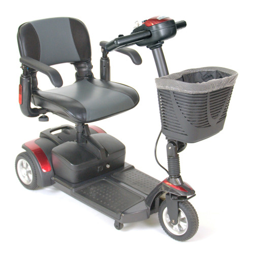 Activecare Spitfire Ex 3 Wheel Travel Scooter