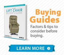 Download our Lift Chair Buying Guide