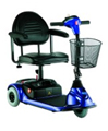 Invacare Lynx 3-Wheel Portable Scooter