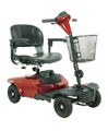 Drive Medical Bobcat 4 Wheel Portable Scooter