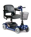 Invacare Lynx L-4 4 Wheel Portable Scooter